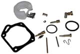 repair kit for 2-stroke 50cc 1PE40QMB Carburetor