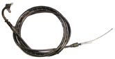 63.5 inch 2-stroke moped throttle cable