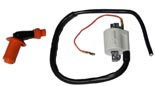 2-stroke 50cc moped performance ignition coil