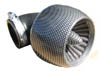 48mm Intake 90 Degree Carbon Fiber