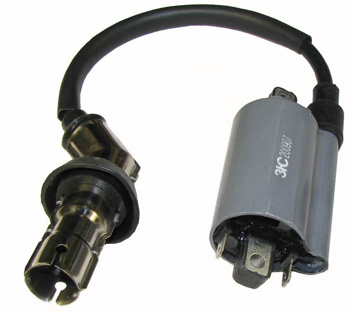 igniton coils for 2-stroke, 4-stroke, ATV, Dirt Bike, GY6 Moped