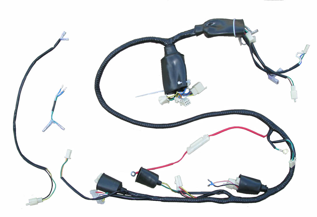 Znen_50QT_A_Wire_Harness zn50qt a electric Wiring Harness Diagram at edmiracle.co