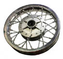 14 in dirt bike front ally disc rim