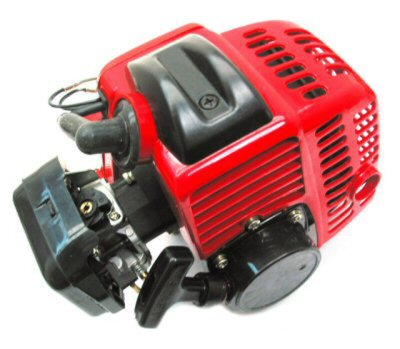 225cc 2 Stroke Gas Motor