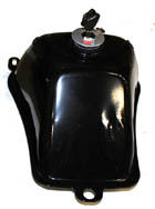 apollo atv 50cc-110cc metal gas tank