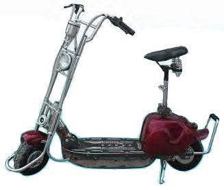 ScooterParts4Less.com Parts for electric/Gas Scooter,atv, pocket