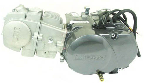 Lifan  horizontal motor  parts