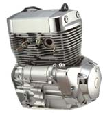 cbt 250 motor twin cylinder