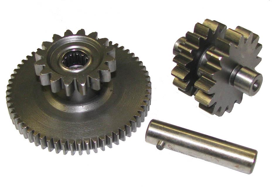 125cc 250cc Cg Vertical Motor Starter Gear