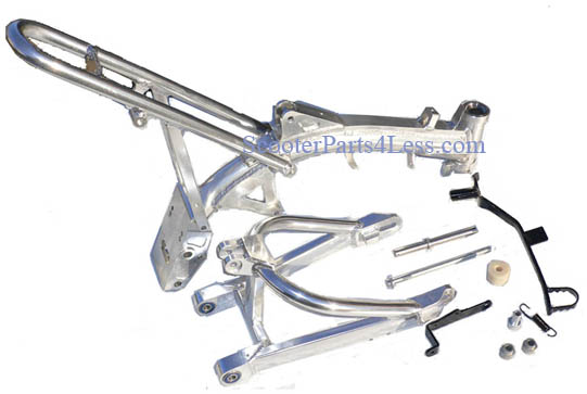 dirt bike aluminum frame kit - Dirt Bike Frame