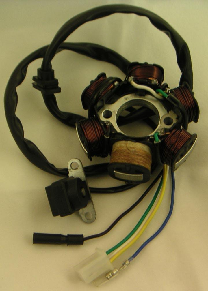 3 yellow stator diagram  3  free engine image for user CDI Ignition Wiring Diagram CDI Ignition Wiring Diagram
